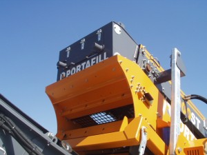 Portafill CT 3000 safty