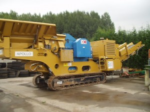 Apollo 2006 Jaw Crusher