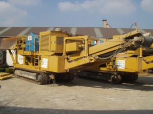 jaw crusher OM argo